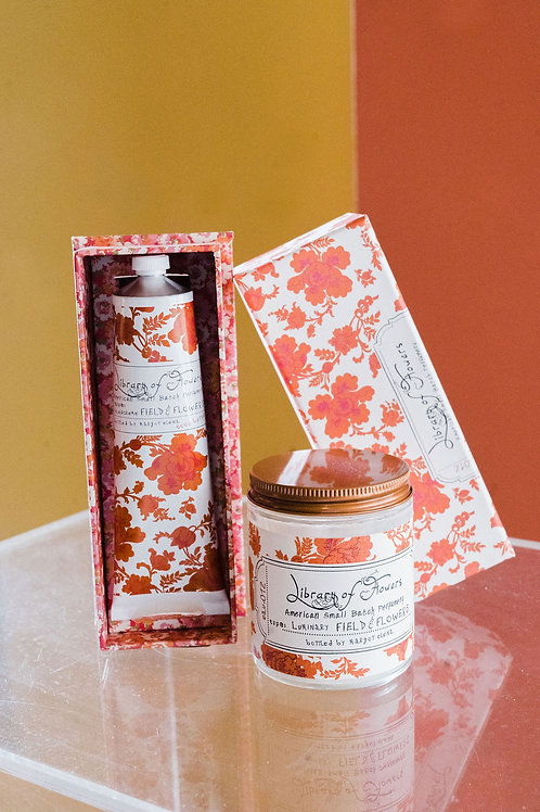 Fild & Flowers Gift Duo