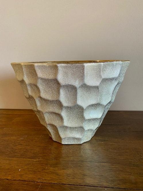 Gold Vase Set of 3