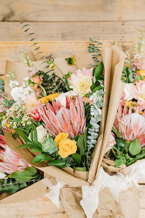 Bundle of 3 Bouquets