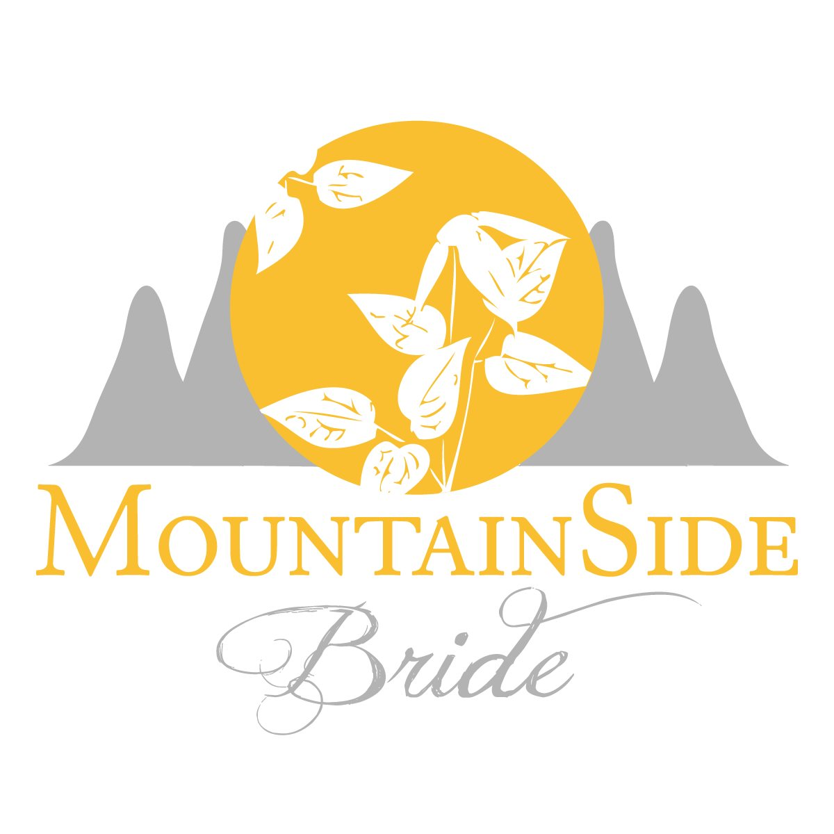 Mountain Side Bride