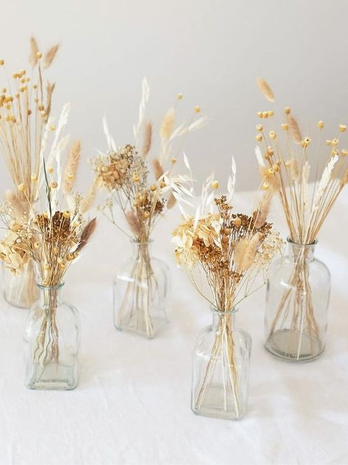 Bud Vases / Dried Flowers