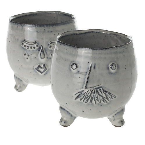 Mr and Mrs Clay Pot