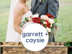 Caysie and Garrett's Spruce Mountain Wedding