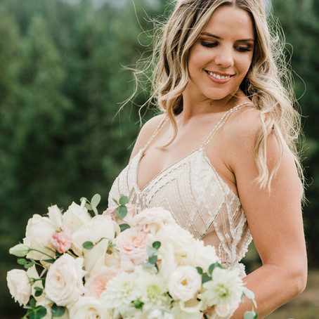 Skye and Cole Nuptials at Woodlands
