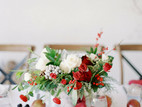 Christmas Tablescape and Tips