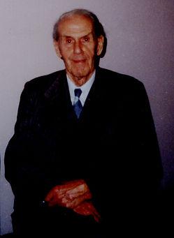 Rev Arthur Boston