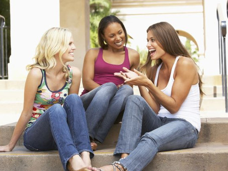 Peer Contagion: Eating Disorder Friends