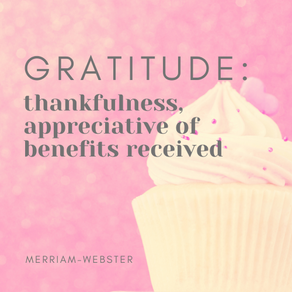 How an Attitude of Gratitude Can Help With an Eating Disorder