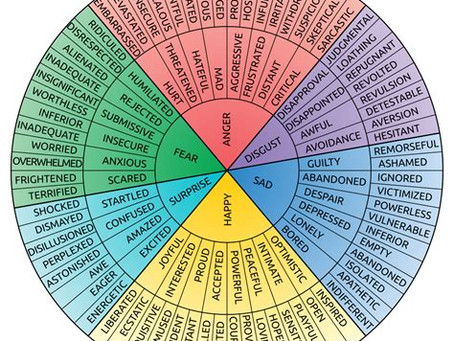 What is an Emotion Wheel