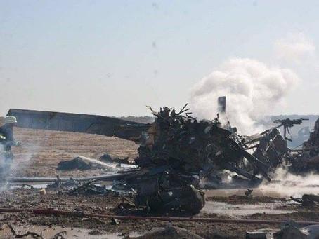 سقوط طائرة عراقية اليوم