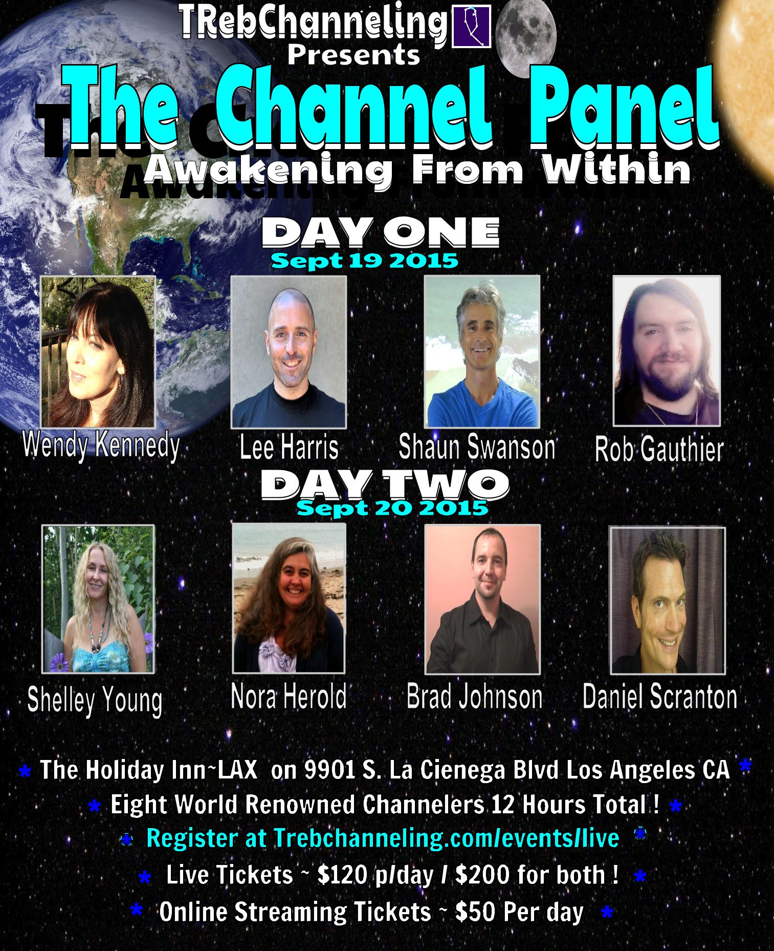 Channel Panel 2 - Official Poster