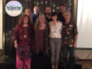 The Channel Panel, Lee Harris, Lee Harris Energy, The Z's,  Wendy Kennedy , Ninth Dimensional Pleaidian Collective, Shaun Swanson, Ishuwa, Rob Gauthier, Aridif, TReb, Shawn Randall, Torah, Nora Herold, Brad Johnson, Adronis, Daniel Scranton,The Creators,