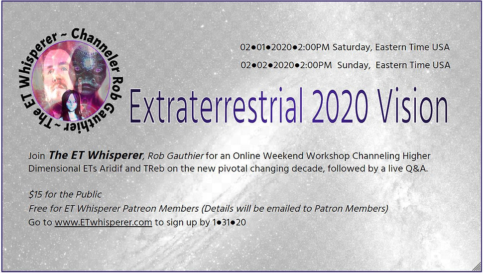 Official Poster-Extraterrestrial 2020 Vi