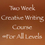 Two Week Creative Writing Course
