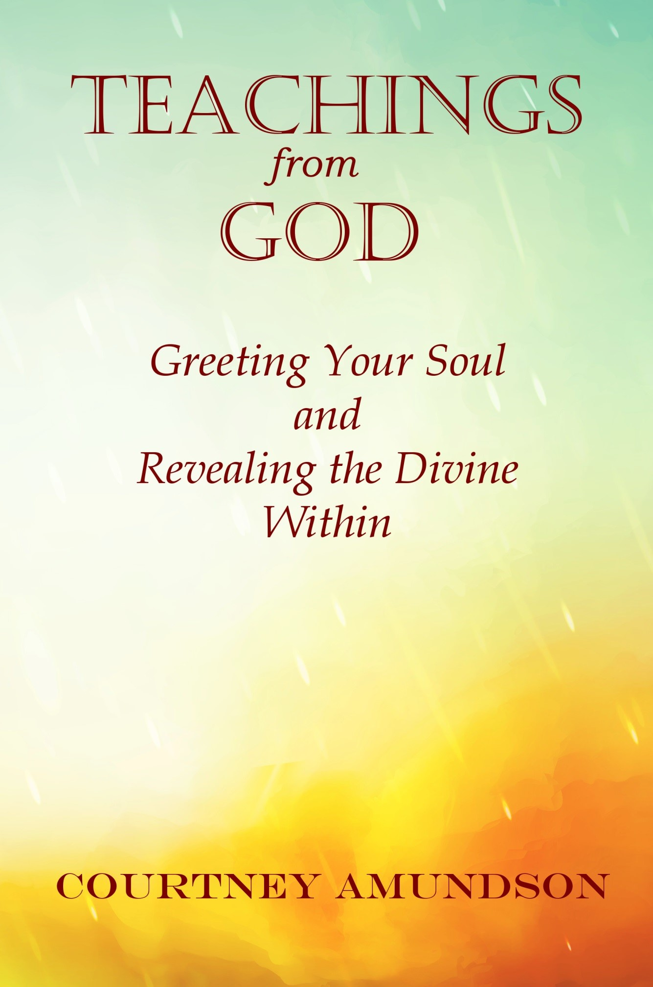 Teachings from God: Greeting Your...