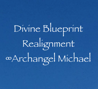 Divine Blueprint Realignment