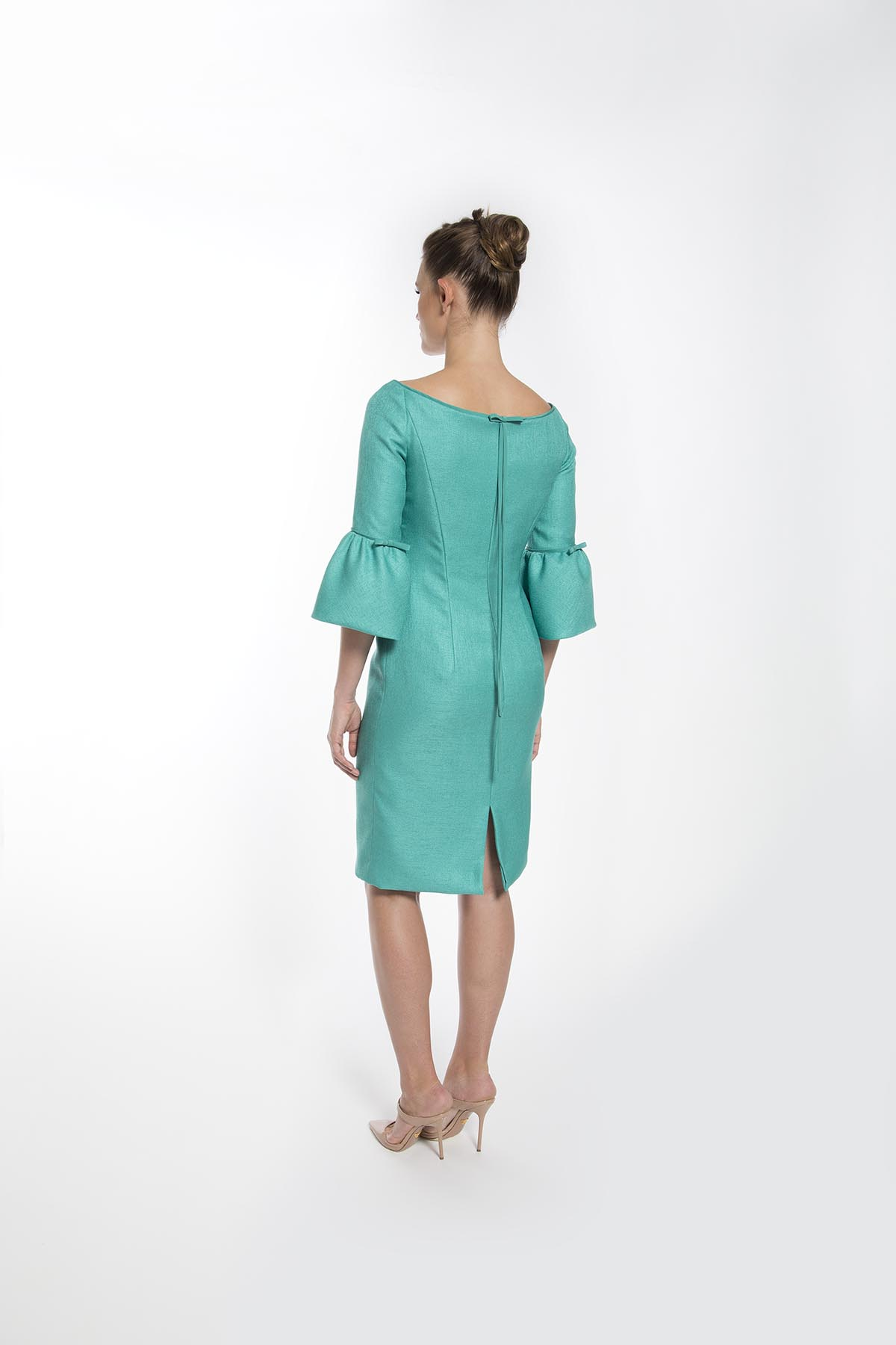 JADE COCKTAIL DRESS