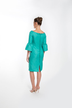 JADE COCKTAIL DRESS
