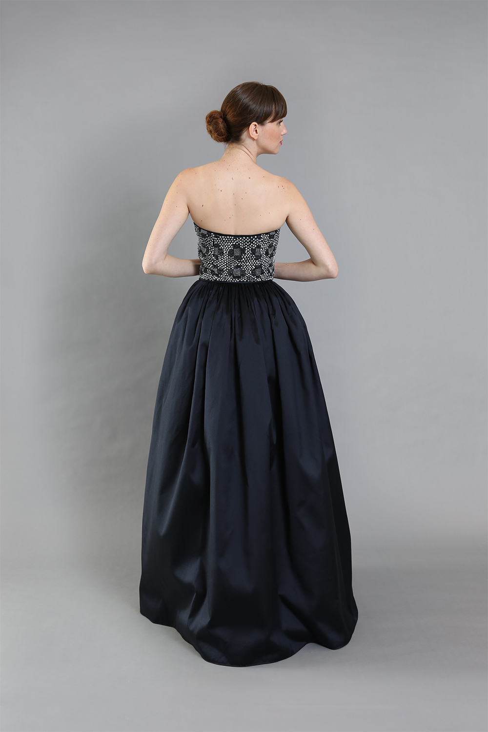 Elodie Gown-back