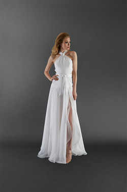 White Rose Gown-F