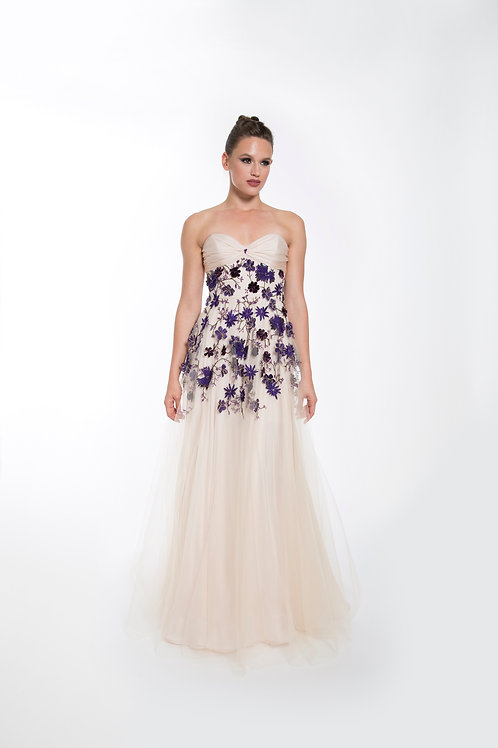 Strapless Jill Gown - Size 4