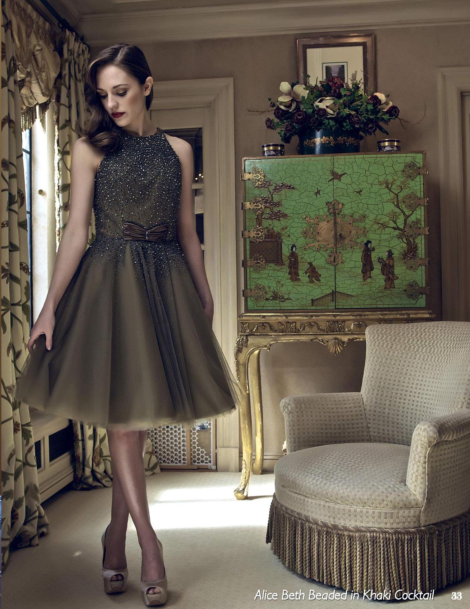 Randi rahm bachelorette dress black