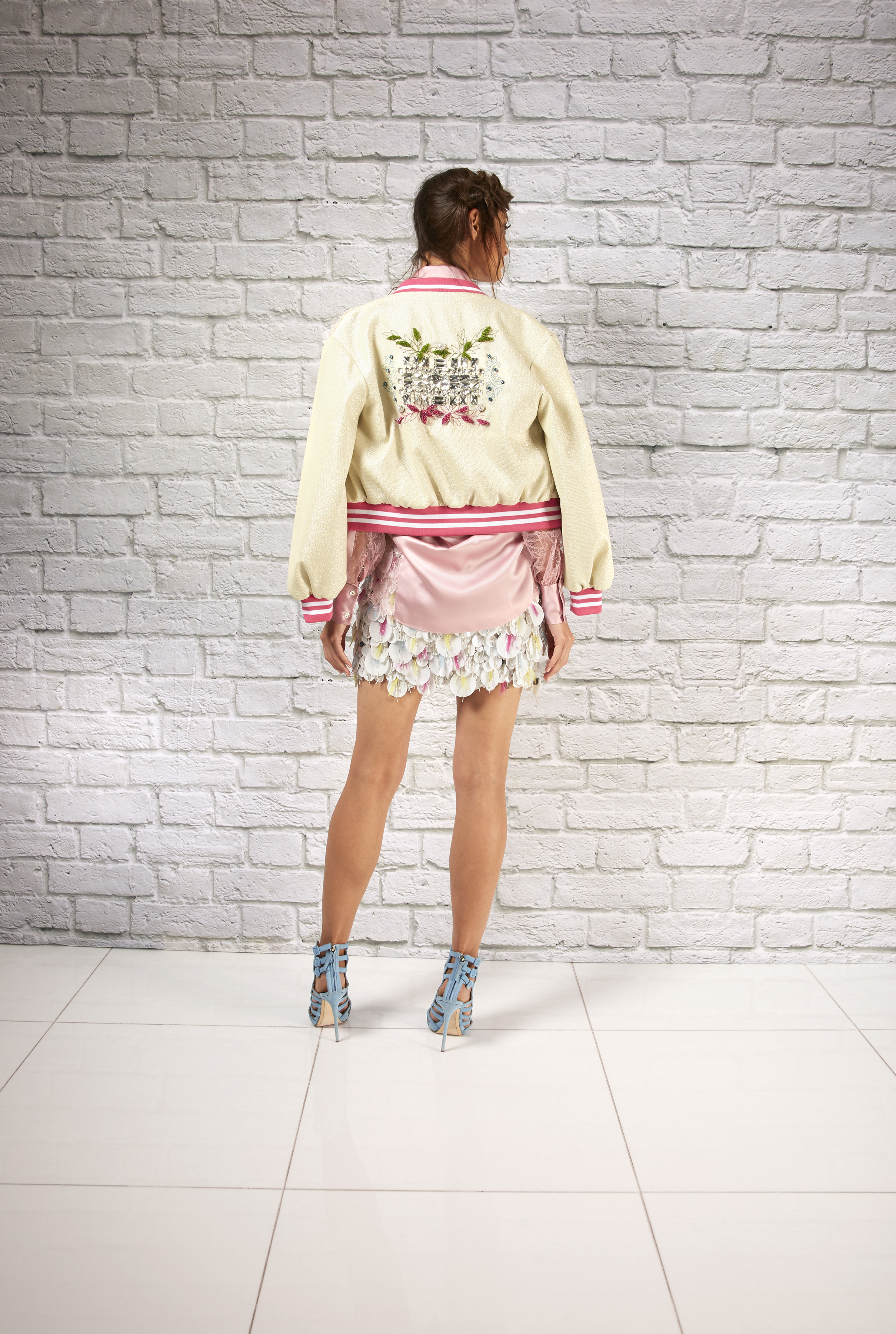 Spring Evolution-Tina&Kesha Cardi Jacket