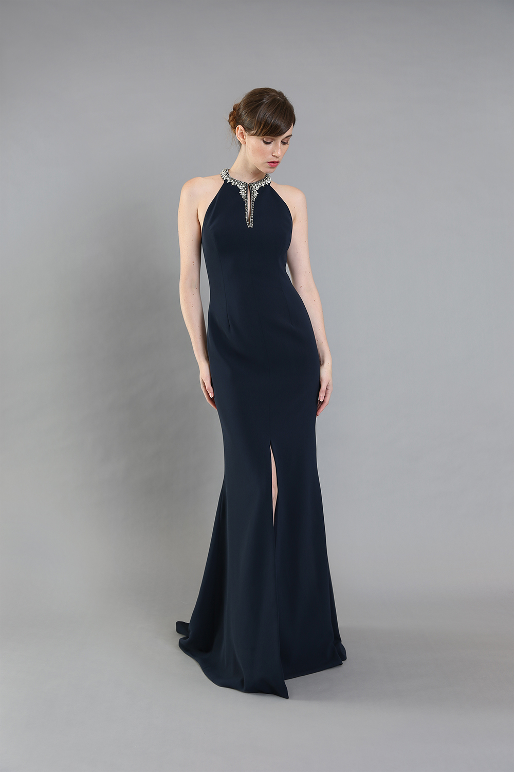 Sylvia Gown-front