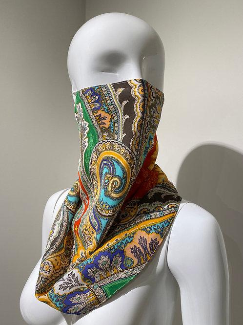 Mascarf Multicolor Paisley