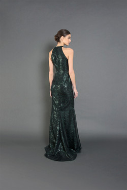Holiday Sequin Silvia Gown-B