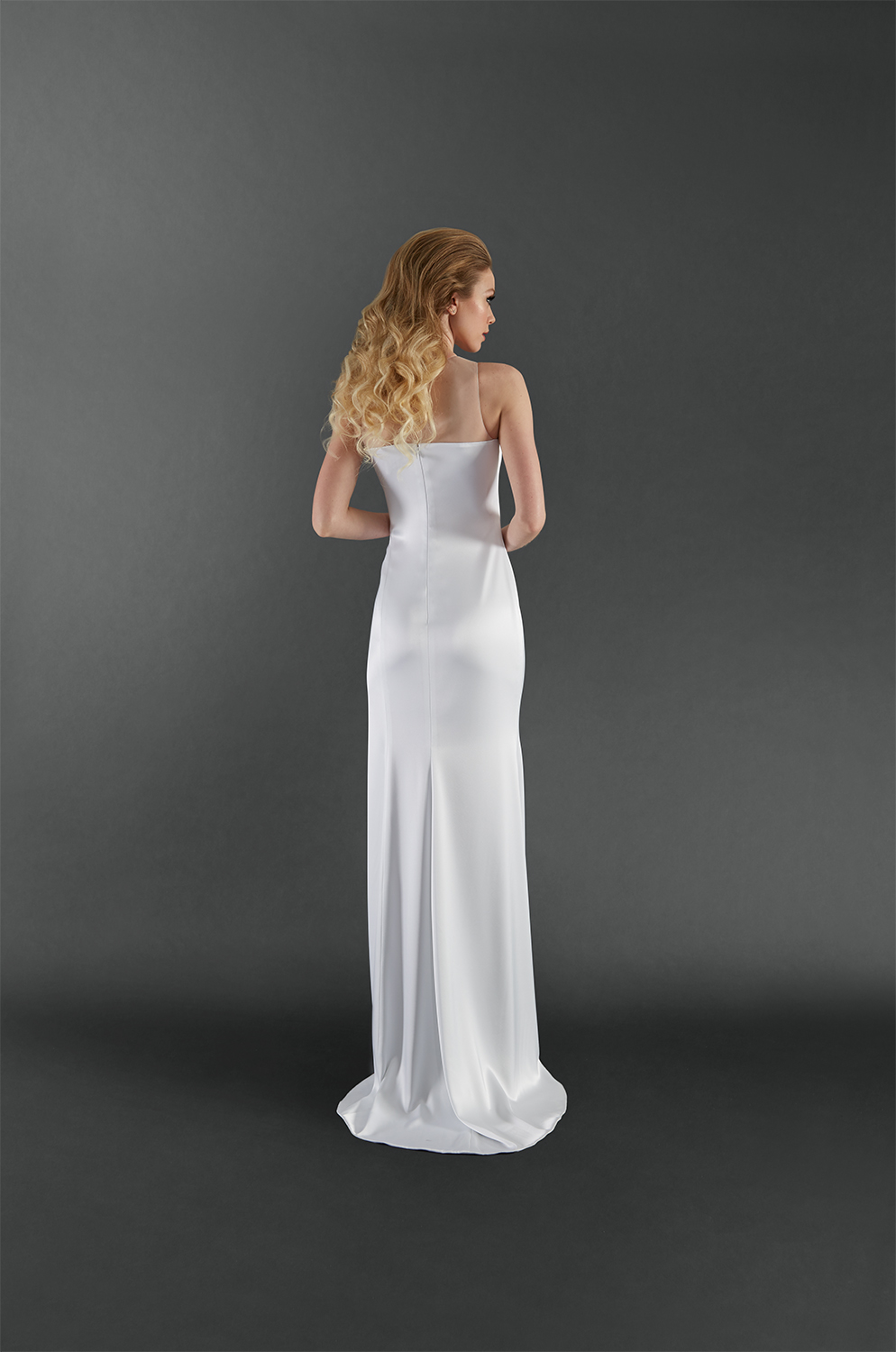 Maxxy May Gown-B
