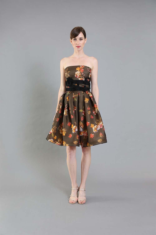 Wanda Balck Floral-Front