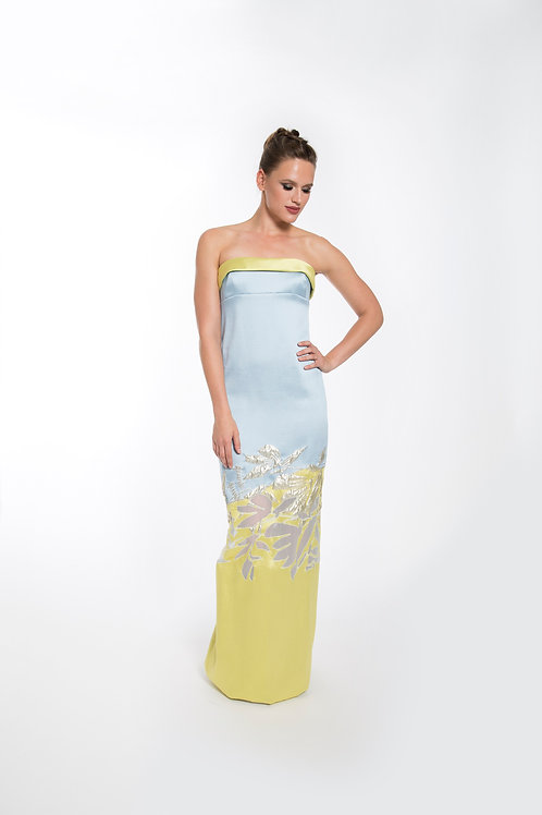 Burnout Betty Gown - Size 4