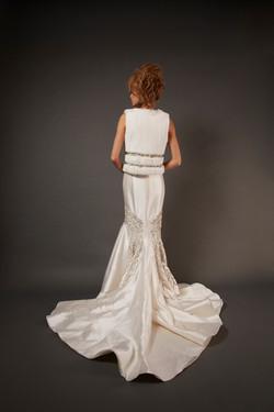 BridalEvolution_Laurie Gown w Chinchilla