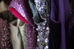 Couture Pieces Close- Up