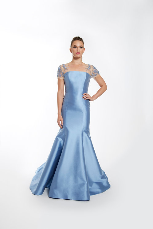 Ali Fit & Flare Gown - Size 4