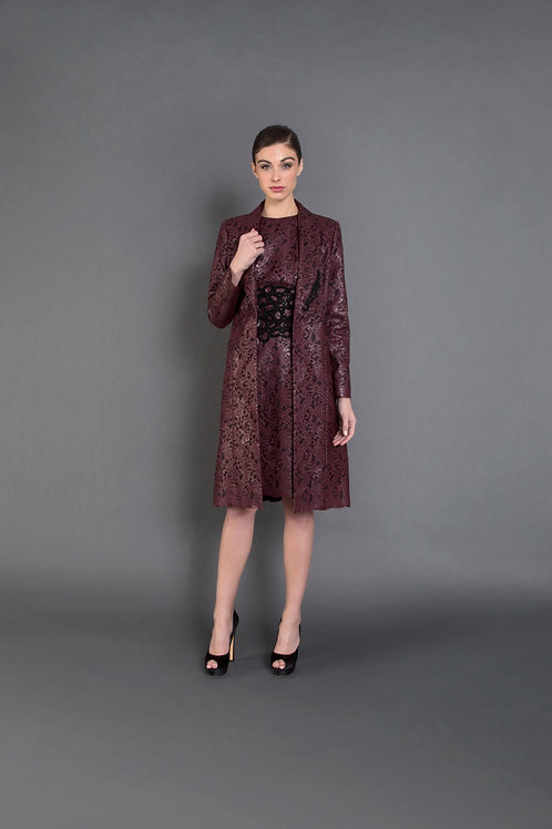 Alice Cocktail Coat - Size 4