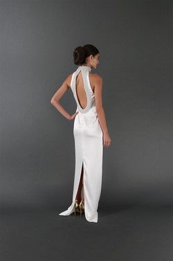 Janine Gown Back
