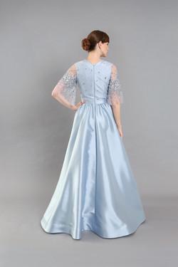 Elizabeth Fantasy Blue Gown