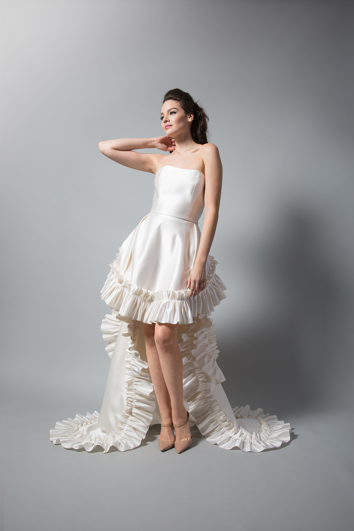 Annetina Gown