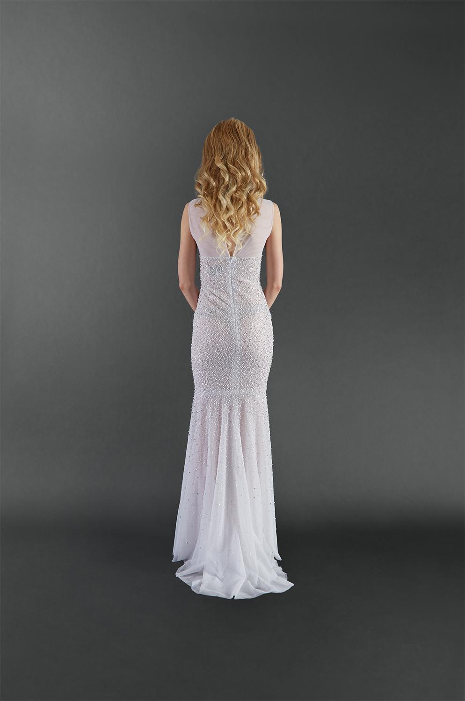 CC Diamond Gown-B