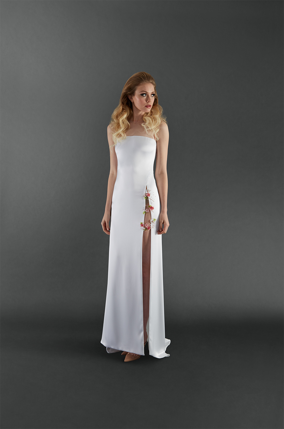 Maxxy May Gown-F