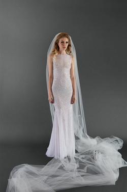 CC Diamond Gown-F