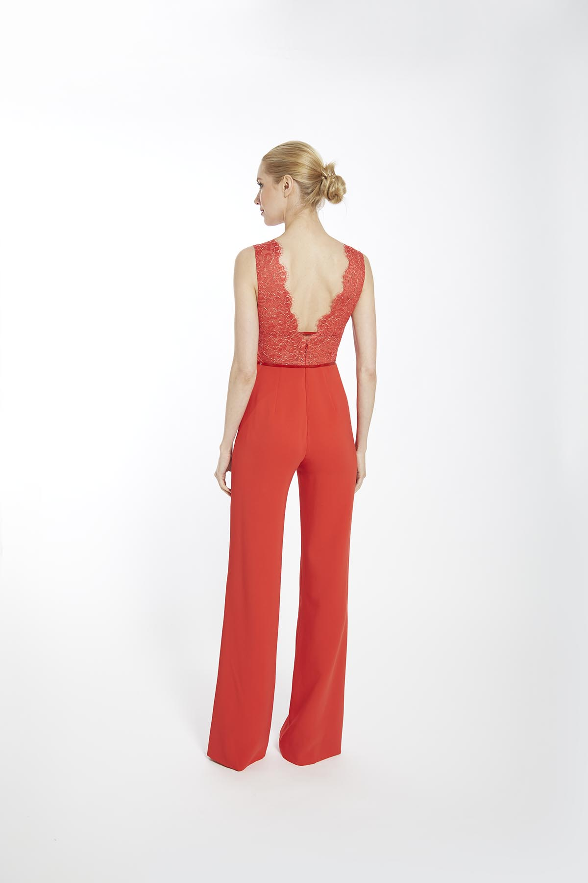 Christina Lace Jumpsuit