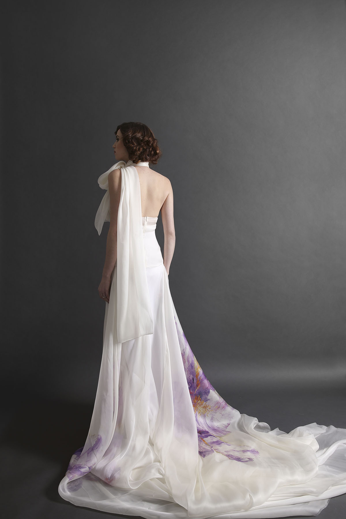 Vivian Hollywood Gown_Back