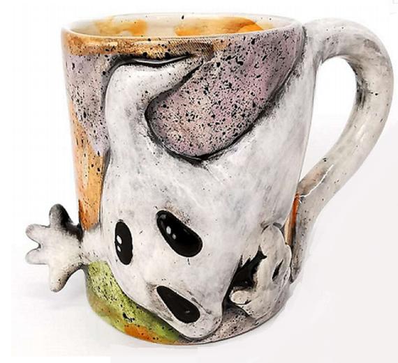 Ghost Mug 16oz