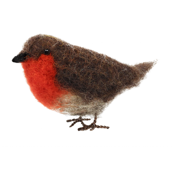Red Robin - Needle Felting Kit