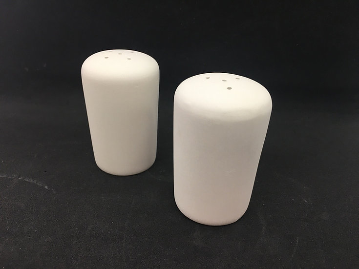 Traditional Salt & Pepper Set
