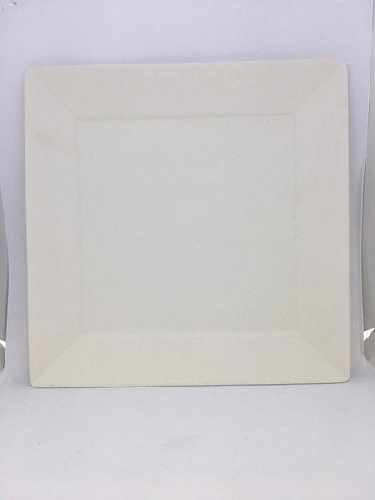 Square Platter Plate