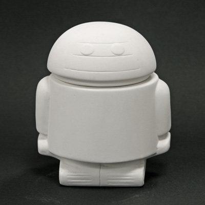 Robot Box (R2D2 style)